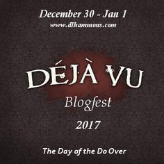 The Waiting is the Hardest Part: The Déjà vu Blogfest is here and #IWSG news!