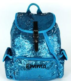 Bling Bling Sparkly Backpacks, Several colors to pick from $28 with monogram!
