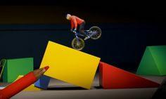 MacAskill's Imaginate – Riding Film Trial Bike, Stunts, Bmx, Trials, Videos, Famous People, Sick, Biking, Awesome Stuff