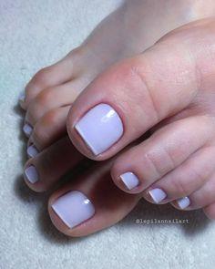 Unhas dos pés com cores e eamaltes perfeitos Manicure E Pedicure, Nail Artist, Natural Nails, Swag Nails, Finger, Nail Designs, Like4like, Nail Polish, Glitter