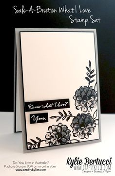 Stampin' Up! Australia: Kylie Bertucci Independent Demonstrator: Crazy Crafters January Blog Hop   Special Guest Connie Stewart
