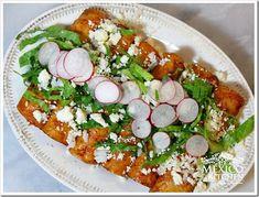 Red Enchiladas Recipe #authentic