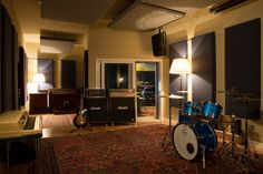 No.1 Baltic Place Images - East London Recording Studio | Miloco