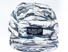 "5-Panel Fridays: THE QUIET LIFE ""Mountain"" Cap - OH SNAPBACKS Vintage & New Snapback, Strapback and 5-Panel Caps"