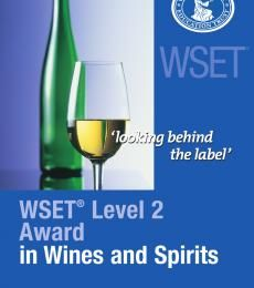 WSET 2 This qualification is popular with wine and spirit employees and will give students excellent all-round product knowledge. The course is also suitable for the interested consumer.  The aim of the course is to focus on the key grape varieties and regions of the world, and principle varieties of spirits.