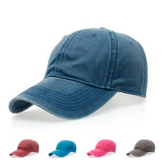 d2a8b4deadb  Visit to Buy  2017 Fast ball cap snap pass Canvas polo Hat Cap baseball  cap Washed Combed snapback hat for men and women solid Casual Vintage