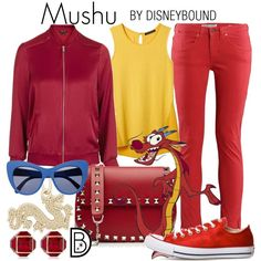 Mushu by leslieakay on Polyvore featuring Banana Republic, Topshop, Kuyichi…