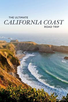 The Ultimate California Coast Road Trip - All the Best Stops along the Pacific Coast Highway // localadventurer.com