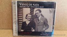 VIENTO DE PLATA. JESÚS BAL Y GAY-ROSA GARCÍA ASCOT. CD / COLUMNA MUSICA - 2015 / CALIDAD LUJO.