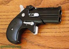 hmmm ok, a derringer could be nice ..cal. 22 not bigger ! 9mm