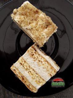 Prajitura cu rema de miere si nuci 14 Bread, Cakes, Food, Sweets, Cake Makers, Brot, Kuchen, Essen, Cake