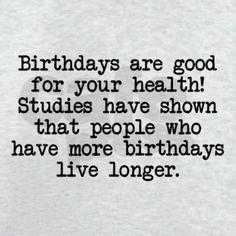 My birthdays in eleven days guys I'm so exited!