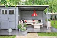 Create your very own garden retreat, with these 50 spectacular shed designs