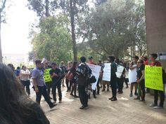 Faculty and students protest return of professor accused of harassment and assault to campus after a one-term unpaid leave.