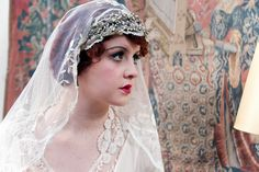 A celebration of original vintage bridal fashion from the past 100 years, with Abigail's Vintage.