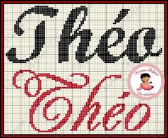 Third Baby, Pixel Art, Projects To Try, Cross Stitch, Lily, Names, Embroidery, Pattern, James Cartwright