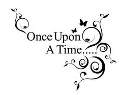 "ToproTM Fairy Tales Stories Start ""Once Upon a Time"" Wall Art Stickers Decal for Home Decor by ToproTM, http://www.amazon.com/dp/B00DVF06VY/ref=cm_sw_r_pi_dp_R99asb1M8EEBB"