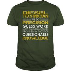 Diesel Technician Job Title