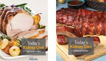 DaVita Kidney-friendly Cookbooks