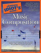 Learn how to compose music the easy way! This book shows you how to compose with chords-first and melody-first, methods for developing simple melodic motifs and themes into longer compositions, tips for creating interesting chord progressions, and much more. Also covers traditional and contemporary compositional techniques, selecting the right instruments and voicings, orchestrating and arranging, and creating complete scores. #music #songwriting