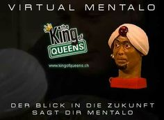 """X """"MENTALO"""" from """"KING OF QUEENS"""" X"""