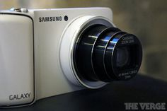 Samsung Galaxy Camera - running Android!