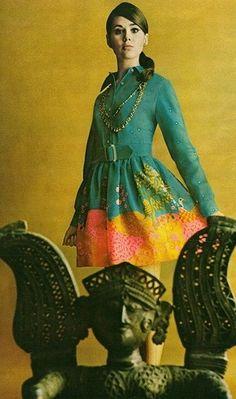 見るだけで可愛い【60年代】のファッション集