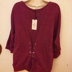 Juicy Couture sweatshirt XL Purple wash Juicy Couture sweatshirt size extra large Juicy Couture Tops Sweatshirts & Hoodies