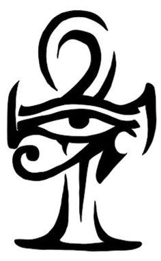 Eye of Ra ankh