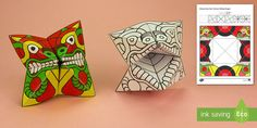 Simple 3D Chinese New Year Dragon Fortune Puppet Paper Craft Chinese New Year Crafts For Kids, Chinese New Year Dragon, Chinese New Year Activities, Chinese Crafts, Paper Plate Crafts For Kids, New Years Activities, Chinese Paper, Crafts For Kids To Make, Craft Activities