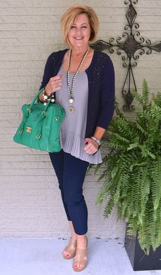 50 IS NOT OLD \ LABOR DAY PLANS | Summer | Fashion over 40 for the everyday woman