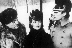Luchino Visconti & Romy Schneider & Helmut Berger • In Ludwig Visconti 1972