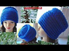 Crochet Beanie, Crotchet, Knitted Hats, Knit Crochet, Crochet Hats, Fanni Stitch, Knitting Videos, Baby Hats, Mittens