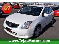 2012 Nissan Sentra 4DR SDN at Tejas Motors in Lubbock Texas Lubbock Texas, Automotive Sales
