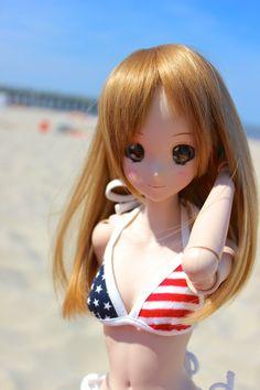 Smart Doll Mirai Suenaga by tiamtuc