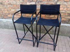 Dwa krzesła barowe Poznań - image 5