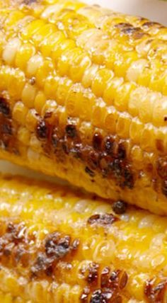Corn The most addictive corn on the cob you will ever taste! ❊The most addictive corn on the cob you will ever taste! Side Recipes, Vegetable Recipes, Fresh Corn Recipes, Vegetable Ideas, Veggie Meals, Chicken Recipes, Crack Corn Recipe, Best Corn On The Cob Recipe, Grilling Recipes