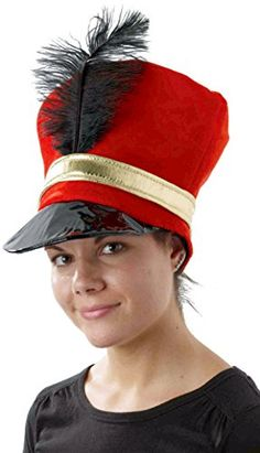 Forum Novelties Women's Toy Soldier Hat, Multi, One Size Forum http://www.amazon.com/dp/B005PQXDFI/ref=cm_sw_r_pi_dp_ttbjwb015GXPQ
