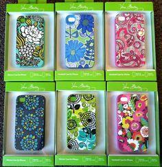 Vera Bradley Iphone cases