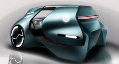 GAC Motors Concept by Xu Jia