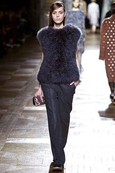 Dries Van Noten Fall 2013 Ready-to-Wear Fashion Show - Esther Heesch (Next)