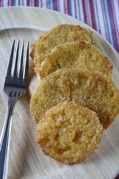 ... on Pinterest | Squash Fritters, Green Beans and Fried Green Tomatoes