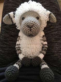 Crochetbyme — Sie nannte ihn Karl-Heinz. She called him...