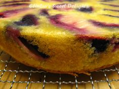 curtis stone peach and honey cake with orange syrup