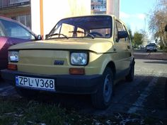 Cinquecento On-Line / Fiat FL - Bezelovsky Fiat, Cars, Vehicles, Autos, Automobile, Car, Vehicle