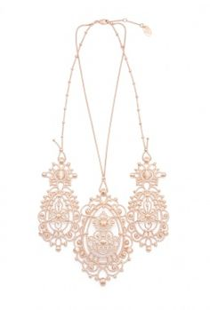 Isolde Necklace by Vivienne Westwood