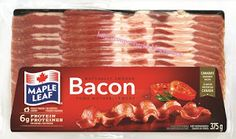 Coupons et Circulaires: 1,47$ Bacon MAPLE LEAF