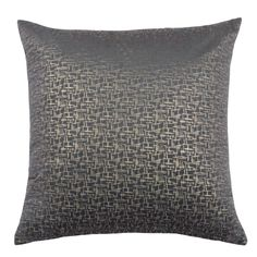 Grey and Gold Velvet Cushion 45 x 45 cm on Maisons du Monde. Take your pick from our furniture and accessories and be inspired! Gold Cushions, Velvet Cushions, Decorative Storage Boxes, Decorative Pillows, Sun Lounger Cushions, Trunks And Chests, Home Scents, Quilted Bedspreads, Small Furniture