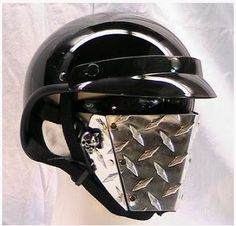 Just in case you haven't figured out yet, Iron Horse Helmets employees are huge fans of Mad Max. We really only like Mad Max Beyond Thu. Cool Bike Helmets, Biker Helmets, Custom Motorcycle Helmets, Custom Helmets, Biker Gear, Motorcycle Gear, Motorcycle Accessories, Cool Motorcycles, Cafe Racer