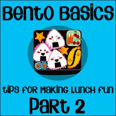 bento basic lunch tips